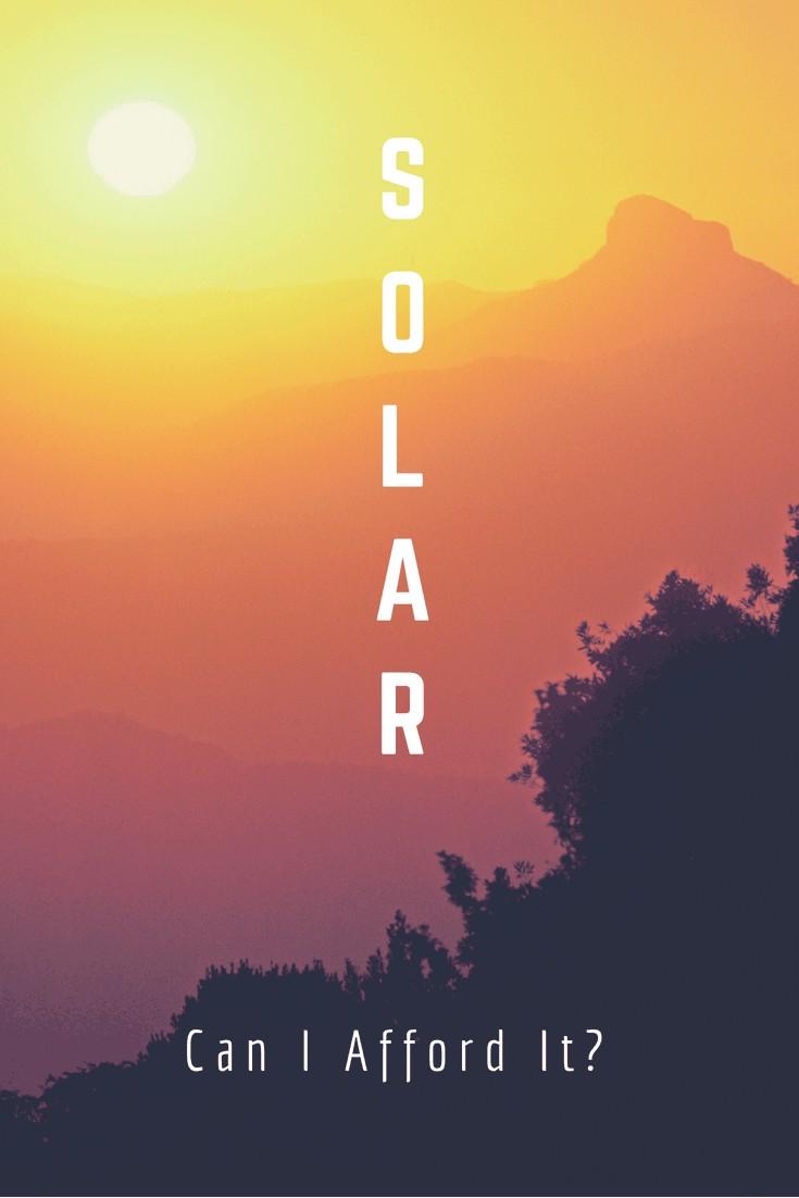 Solar Homes - Understanding the Benefits