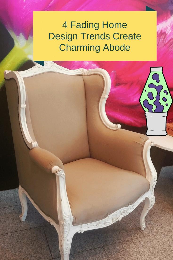 Home Design Trends. Chic 70's interior design furniture.