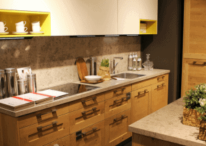 Modern Kitchen with marble for Milleninnial Homebuyers