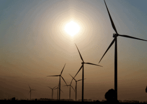 Wind Mill for harvesting clean energy for Energy Efficiency of Millennial Homebuyer