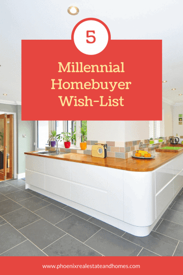 Modern Kitchen for Millennial Homebuyer