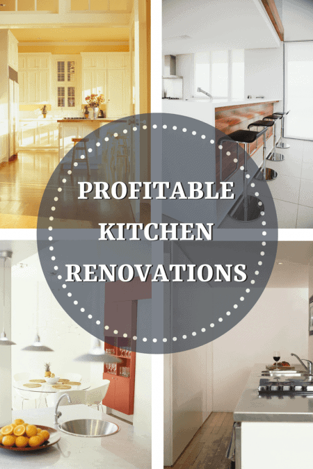 4 different types of kitchen style for Profitable Kitchen Renovations