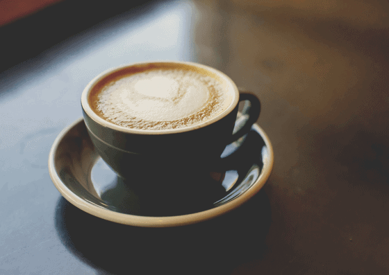 best coffee latte shared when giving counteroffers