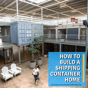 Beautiful Interior by following the guide on How to Build a Shipping Container Home