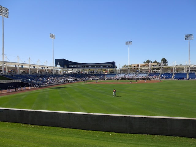 Cactus League Stadiums: Maryvale Baseball Park