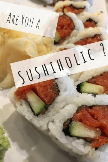 Sushiholic - Sushi roll