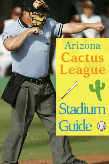 Arizona Cactus League Stadium Guide