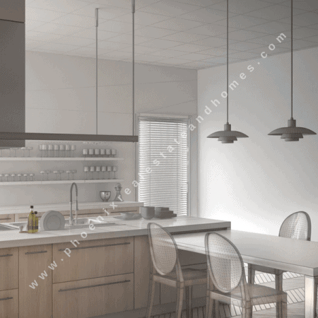 Good wood cabinets is a good Small Kitchen Design Ideas
