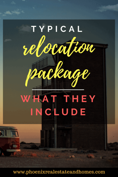 Typical Relocation Packages are needed when you are situated on an isolated area.