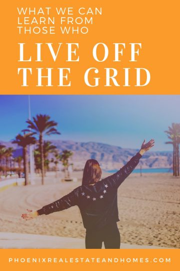 What We Can Learn from Those Who Live Off the Grid