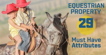 Equestrian Property 29 Must Have Attributes