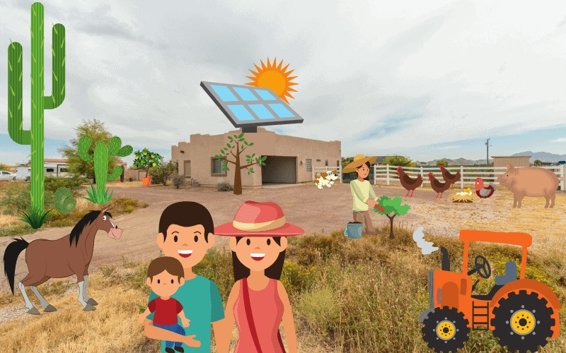 Buckeye Solar Home - Are You Ready for Off Grid Living?