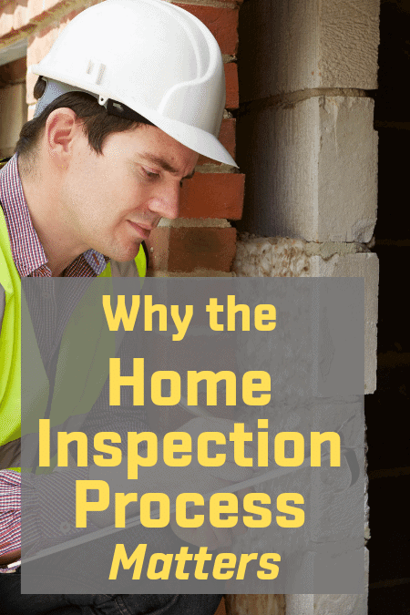 Why the Home Inspection Process Matters