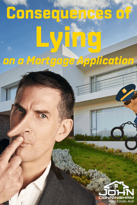 Consequences of Lying on a Mortgage Application