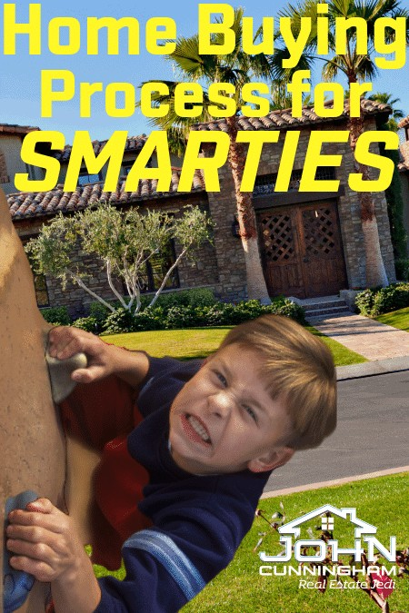 Home Buying Process for Smarties