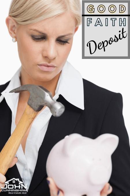 How Much Earnest Money is Enough? Good Faith Deposit