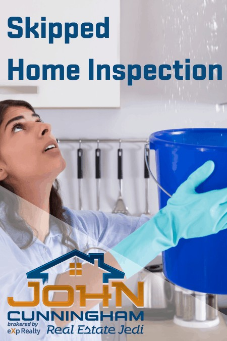 Skipped Home Inspection