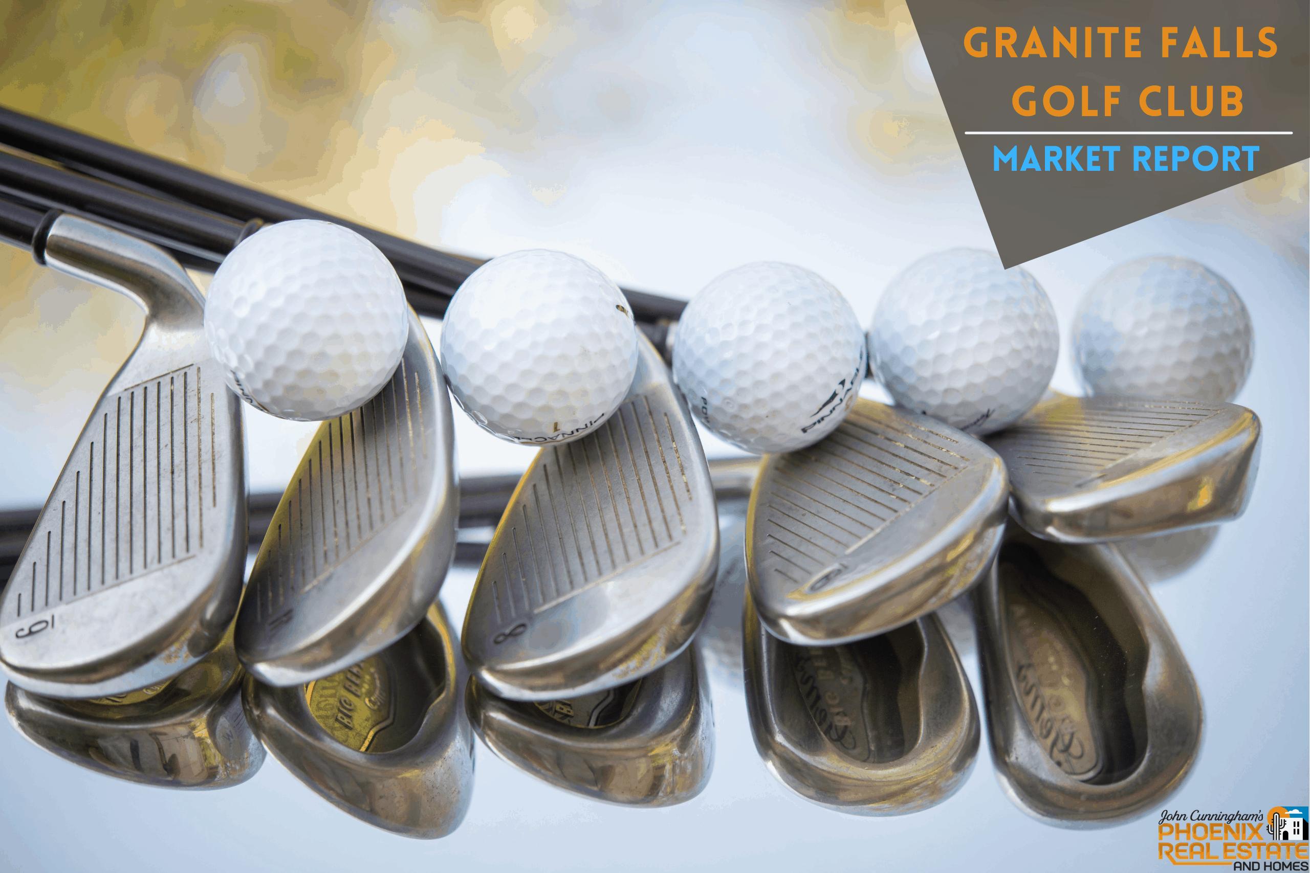 Granite Falls Golf Club Market Report